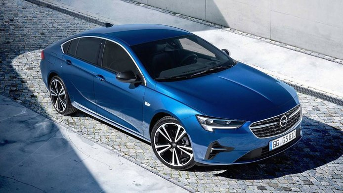 Nuevo Opel Insignia 2020: cambios estéticos, tecnológicos y mecánicos