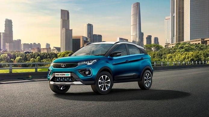 Tata Nexon EV, el rival indio del Hyundai Kona Eléctrico y del MG ZS EV