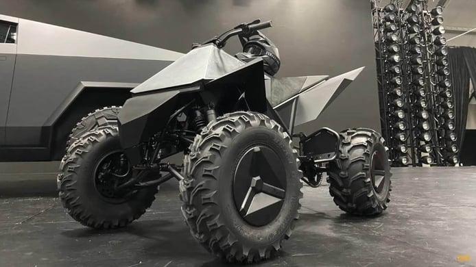 Tesla confirma su quad para 2021 y habla sobre futuras motos