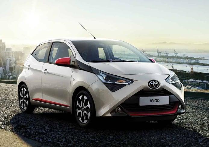 Lejos de desaparecer, el futuro Toyota Aygo aprovechará la 'desaparición' de los urbanos