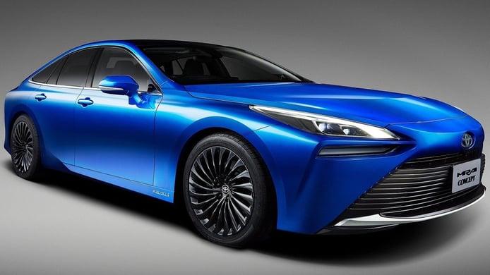 Las halagüeñas previsiones de ventas del nuevo Toyota Mirai que llegará en 2020