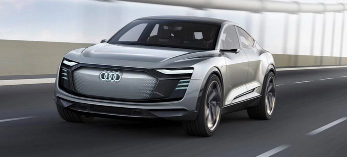 Audi buscará una nueva parrilla como identidad propia de los eléctricos e-tron