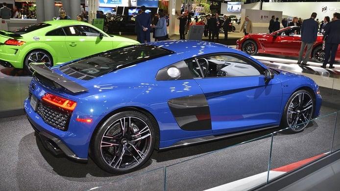El Salón de Nueva York 2020 pierde fuelle: Audi no estará presente