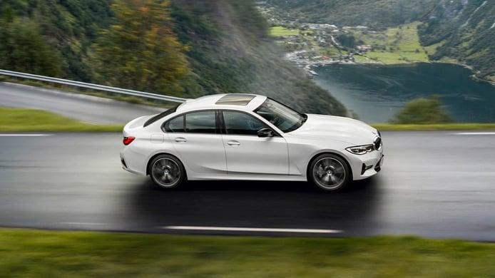 El BMW Serie 3 estrena versión semihíbrida Mild Hybrid