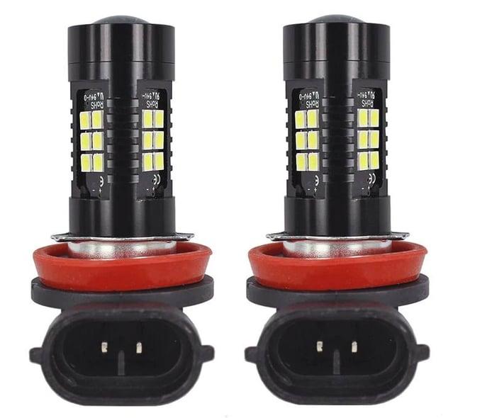 Bombillas LED en el coche, ¿se puede pasar la ITV con ellas?