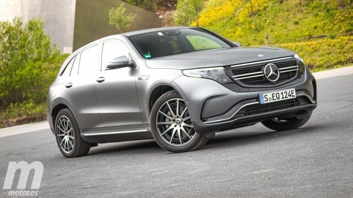 Daimler niega problemas con el suministro de baterías para el Mercedes EQC