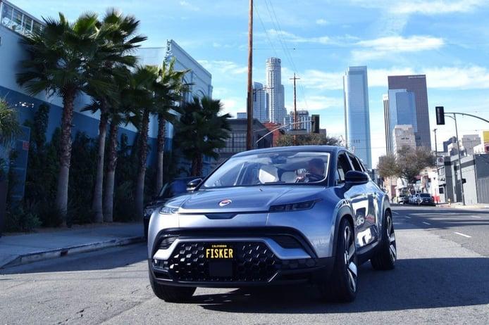Fisker anuncia los primeros datos y precios del nuevo Ocean, el SUV eléctrico