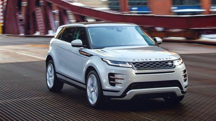 El nuevo Land Rover Range Rover Evoque híbrido enchufable estrena precios en Holanda