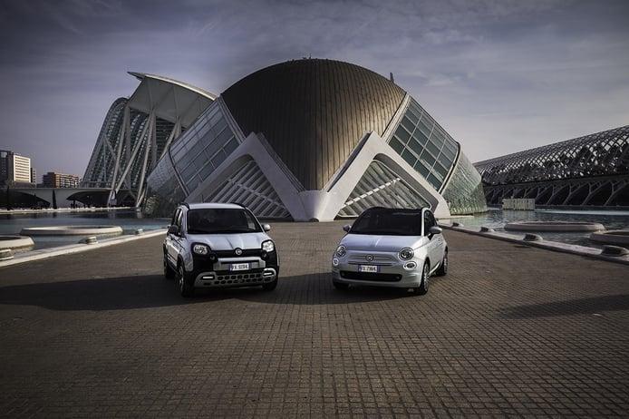 Llegan los nuevos Fiat 500 Hybrid y Panda Hybrid en una edición especial