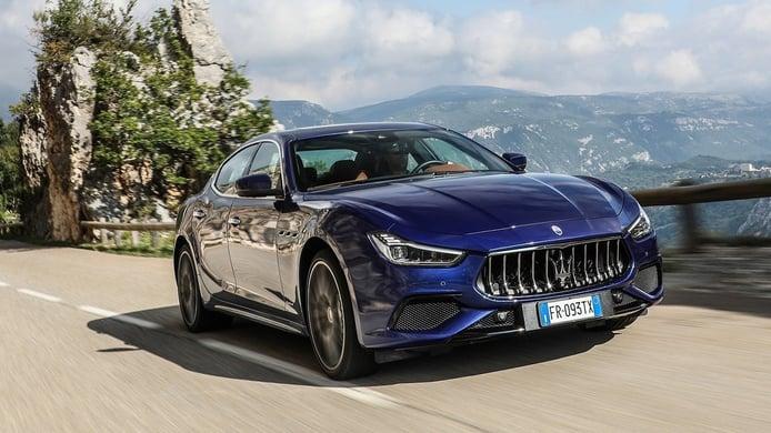 La versión híbrida enchufable del Maserati Ghibli será presentada en China
