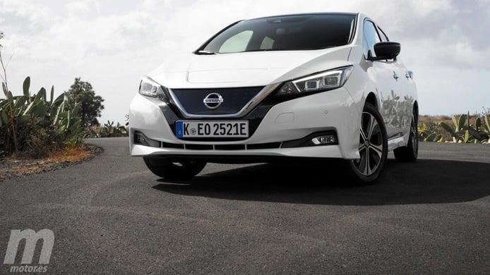 El Nissan Leaf estrena la versión Acenta Access, así es su precio y equipamiento