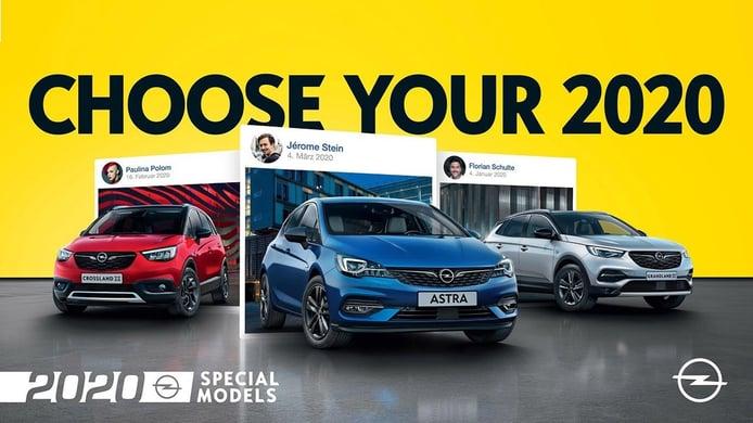 Opel 2020, llegan las versiones cargadas de equipamiento