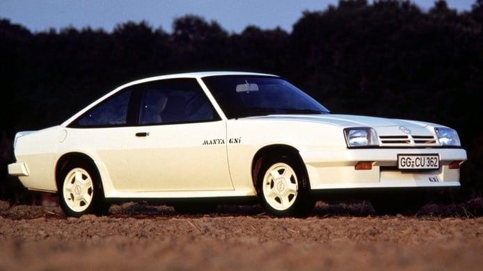 Amores de juventud: el Opel Manta