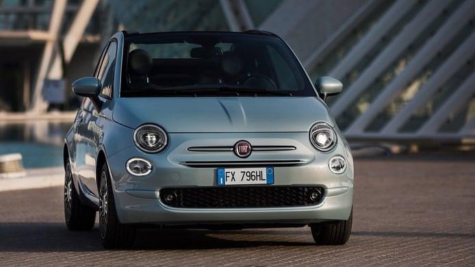 Precios del Fiat 500 Hybrid, el coche urbano italiano se electrifica