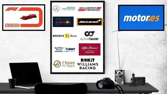 Cuándo se presentan los diez equipos de la Fórmula 1 de 2020