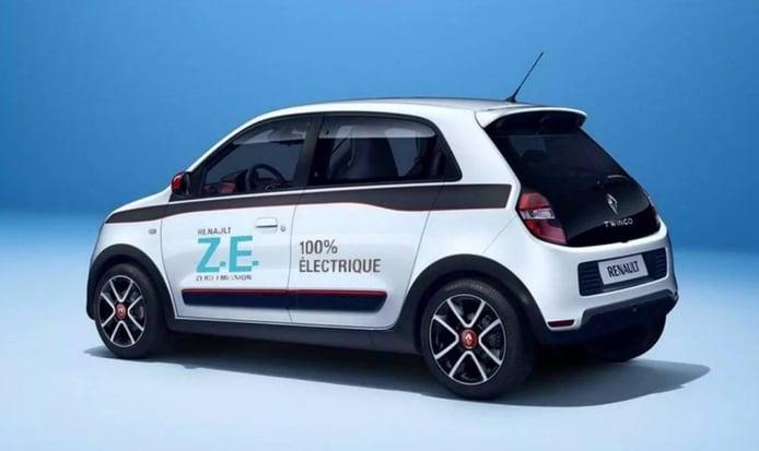 Renault hace oficial el lanzamiento del Twingo ZE eléctrico en 2020
