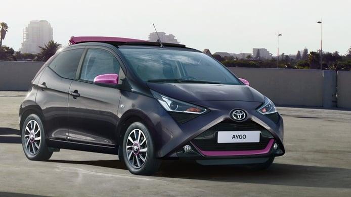 Toyota Aygo x-style, buscando un diseño único y diferenciado