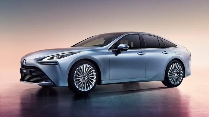 El nuevo Toyota Mirai llegará a Europa a finales de 2020
