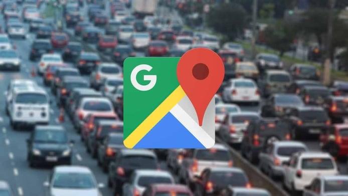 Cómo ver el tráfico en Google Maps