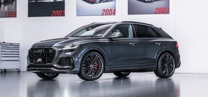 ABT Audi RS Q8, el preparador alemán eleva las prestaciones del SUV deportivo