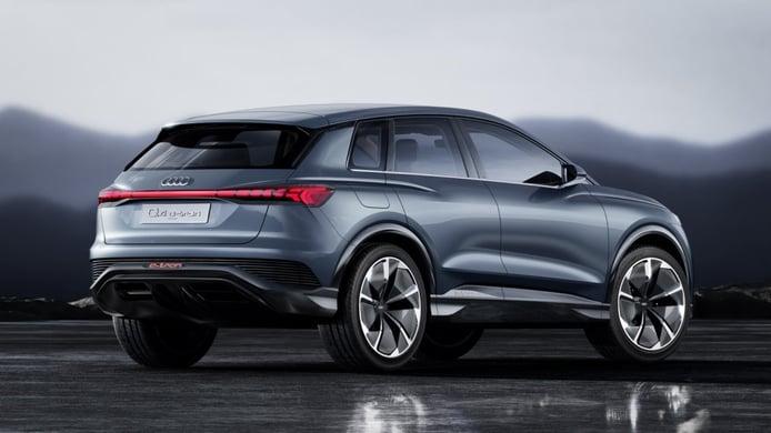 El nuevo Audi Q4 e-tron, el SUV compacto eléctrico, estará a la venta a finales de 2020
