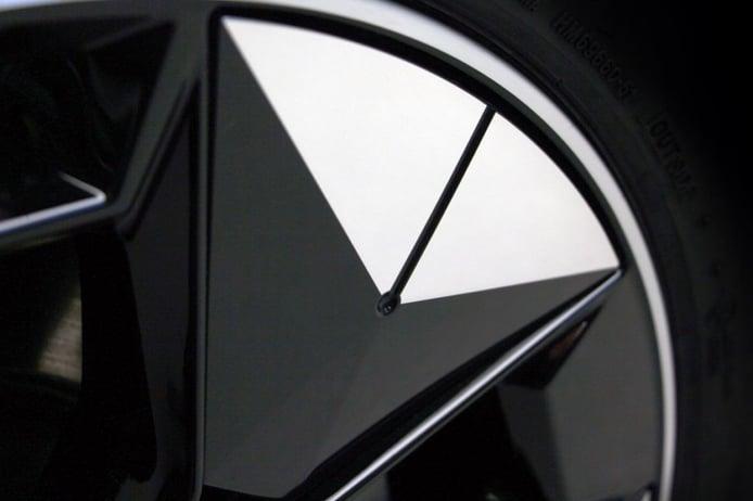 BMW muestra la llanta aerodinámica que montará el nuevo iX3, el SUV eléctrico