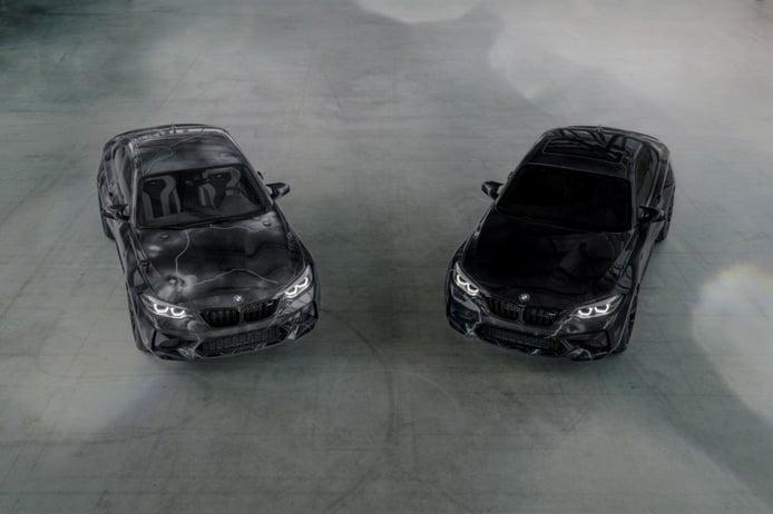 BMW Individual presenta la edición especial del M2 Competition FUTURA 2000