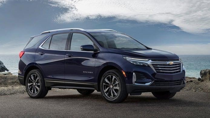 Chevrolet Equinox 2021, mejoras estéticas y de equipamiento