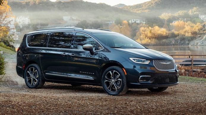 Chrysler Pacifica 2021, una puesta a punto necesaria y esperada