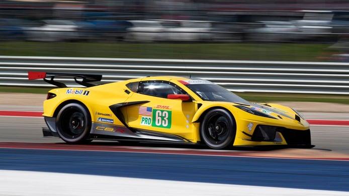 Corvette pide una exención en el 'BoP' para ser competitivo en Sebring