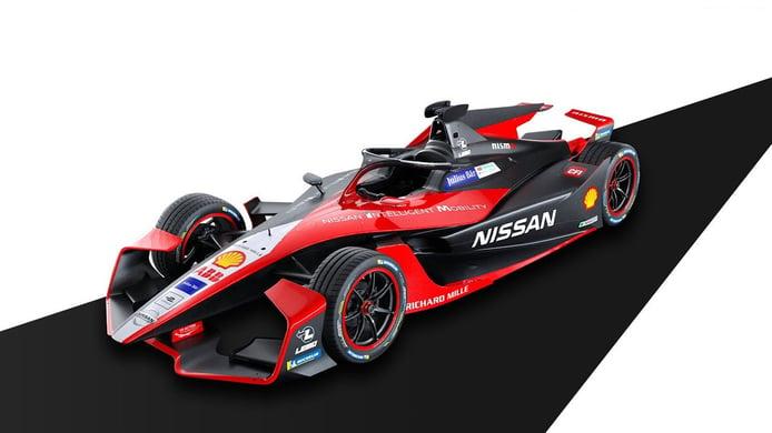 Los equipos de la Fórmula E tiñen el 'Gen 2' Evo con sus colores