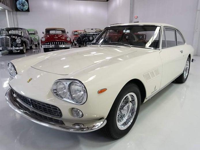 Aparece el Ferrari personal de Enzo Ferrari a la venta