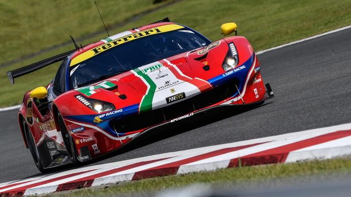 Ferrari gana la apelación y se lleva el triunfo de las 4 Horas de Shanghai