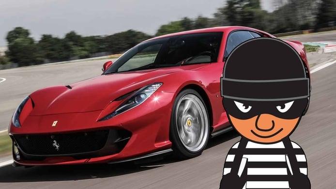 Así están robando Ferraris con una simple 'llamada' a sus propietarios