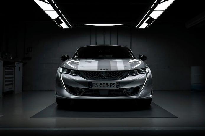 Peugeot desvela el nuevo 508 PSE, deportivo e híbrido enchufable de altas prestaciones