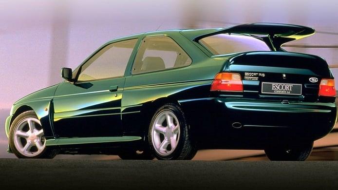 Amores de juventud: el Ford Escort RS Cosworth