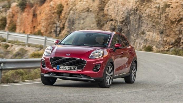 El nuevo Ford Puma llega a España pisando fuerte