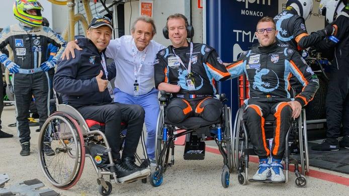 El Garaje 56 de Le Mans tendrá dueño cuatro años después
