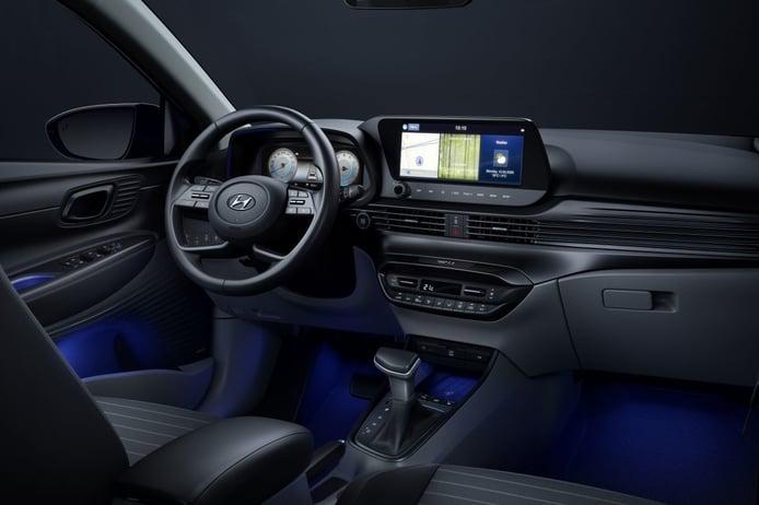 Hyundai desvela el interior del nuevo i20, novedad coreana en el Salón de Ginebra 2020