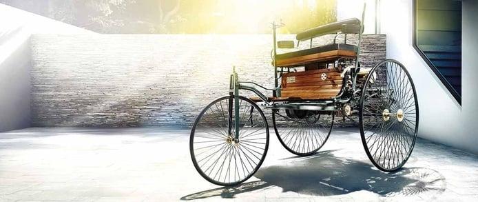 ¿Quién inventó el coche? La verdadera Historia del automóvil