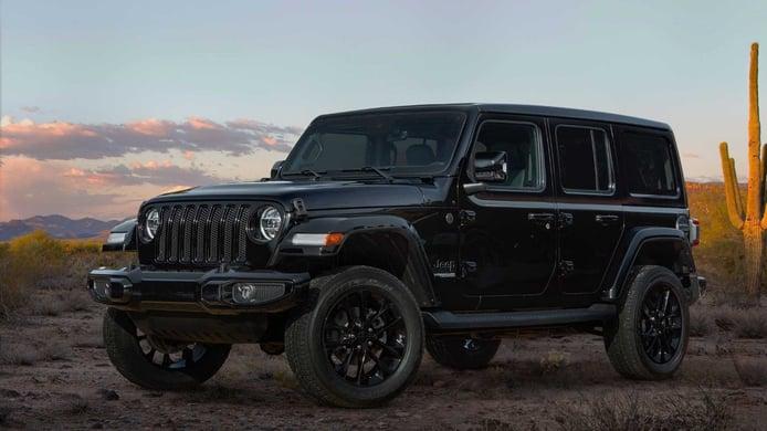 Los lujosos Jeep Wrangler y Gladiator High Altitude debutan en Chicago