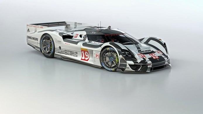 Porsche está preparando un nuevo prototipo Vision Gran Turismo