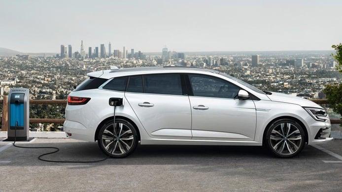 Renault Mégane E-Tech, el compacto francés se electrifica