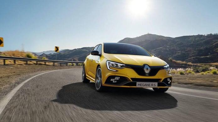 Renault Mégane RS 2020, el compacto deportivo se actualiza