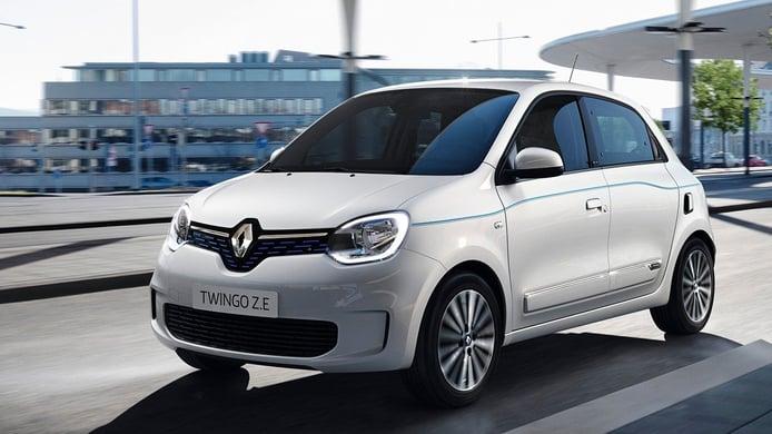 Renault Twingo Z.E., entra en escena un nuevo utilitario 100% eléctrico