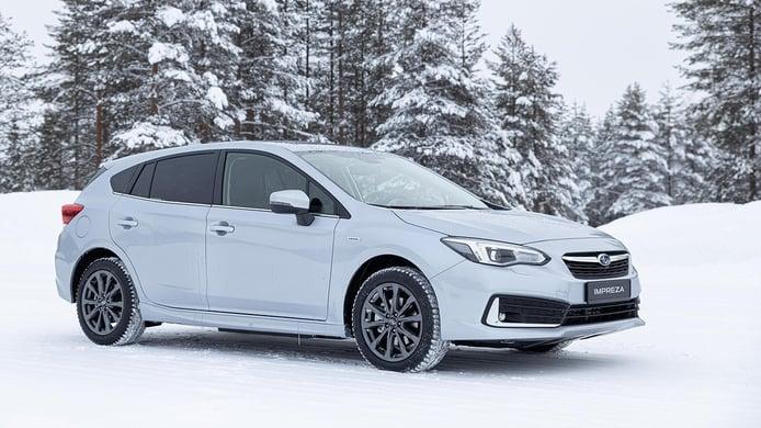 Subaru Impreza Eco Hybrid, entra en escena un nuevo coche híbrido