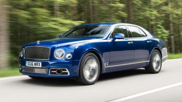 La producción del Bentley Mulsanne terminará en abril, adiós a la lujosa berlina