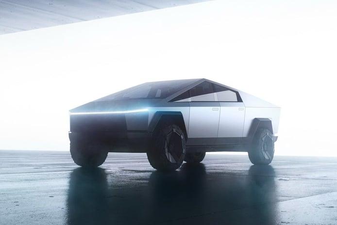 Elon Musk asegura que el Tesla Cybertruck recibirá pequeñas mejoras estéticas