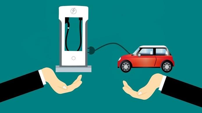Cargar un coche eléctrico: tipos y características