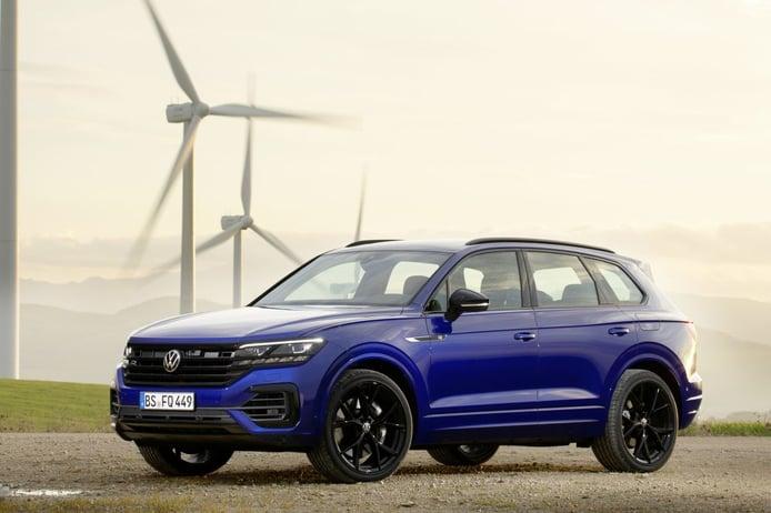 Se estrena el nuevo Volkswagen Touareg R, un híbrido enchufable de altas prestaciones